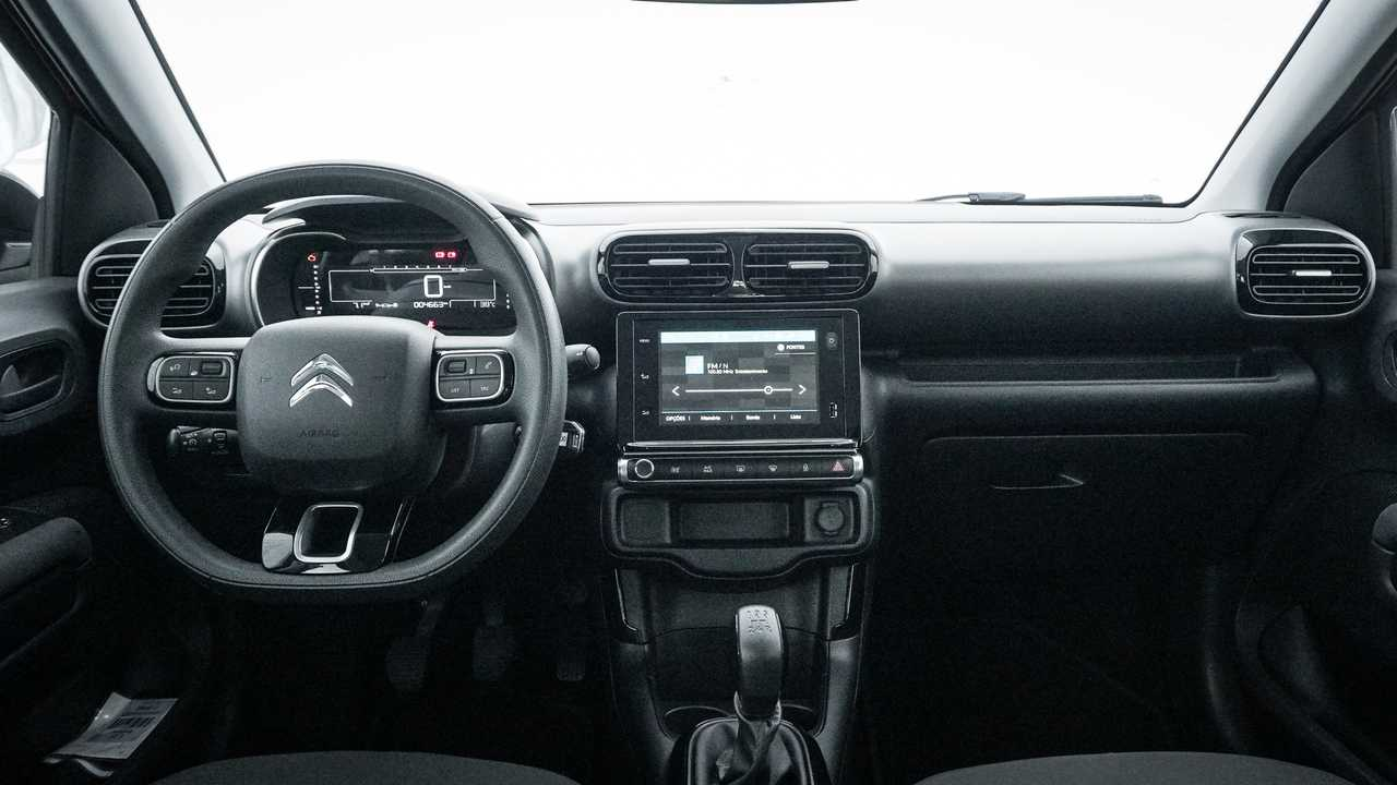 Citroën C4 Cacto x Nissan Kicks