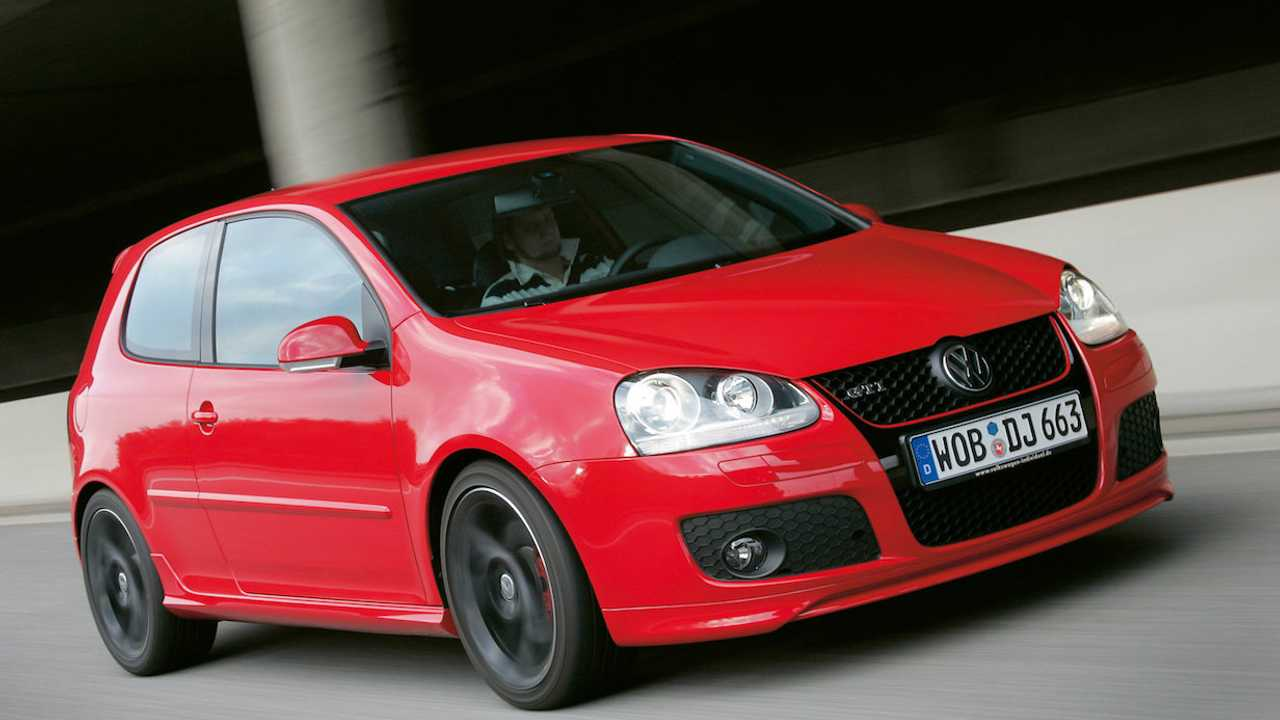 Volkswagen Golf GTI Edition 30 (2006)