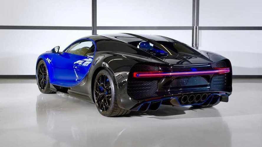 Uno de los primeros Bugatti Chiron Sport ya ha sido entregado