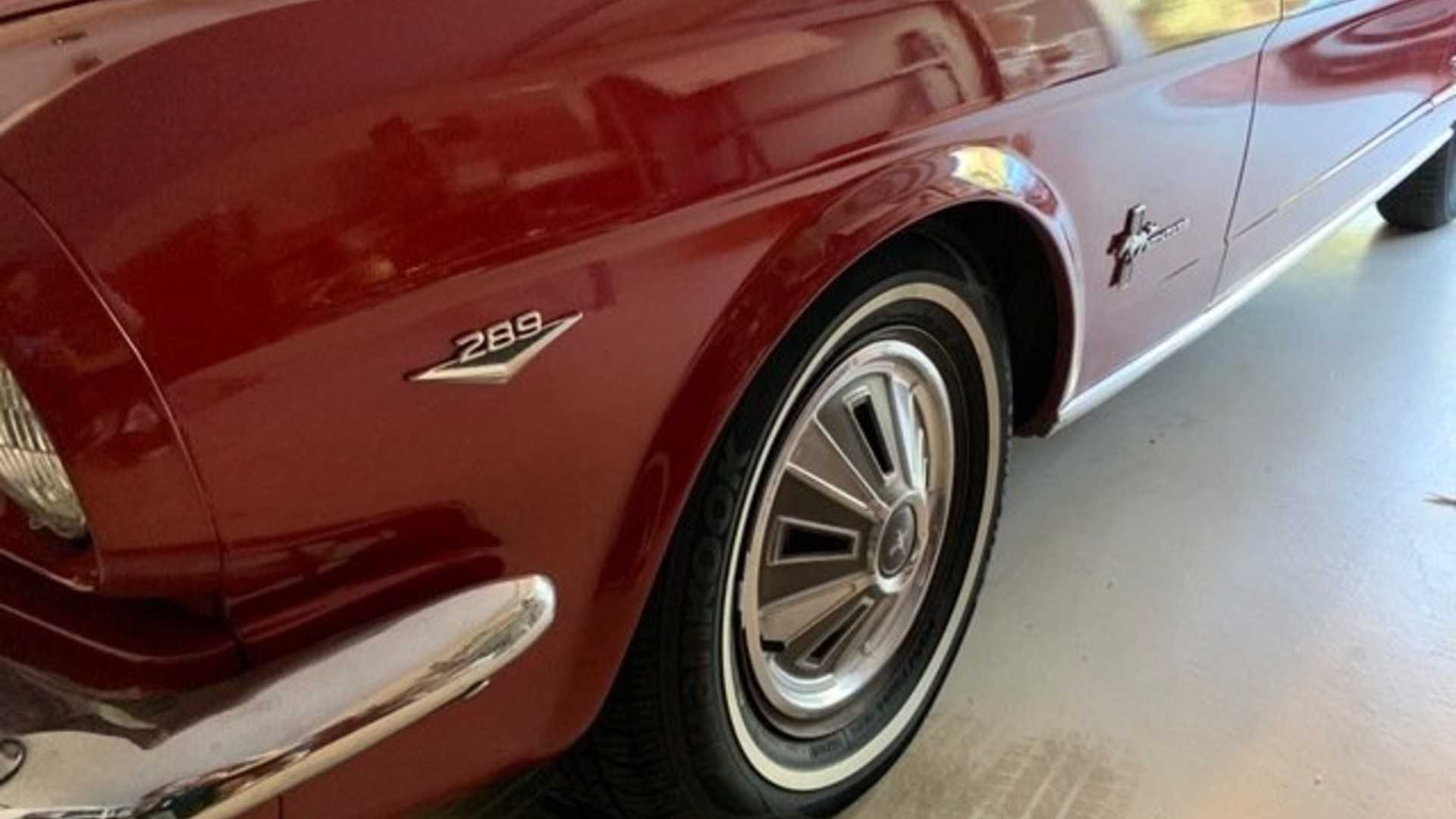 "[""1966 Ford Mustang""]"