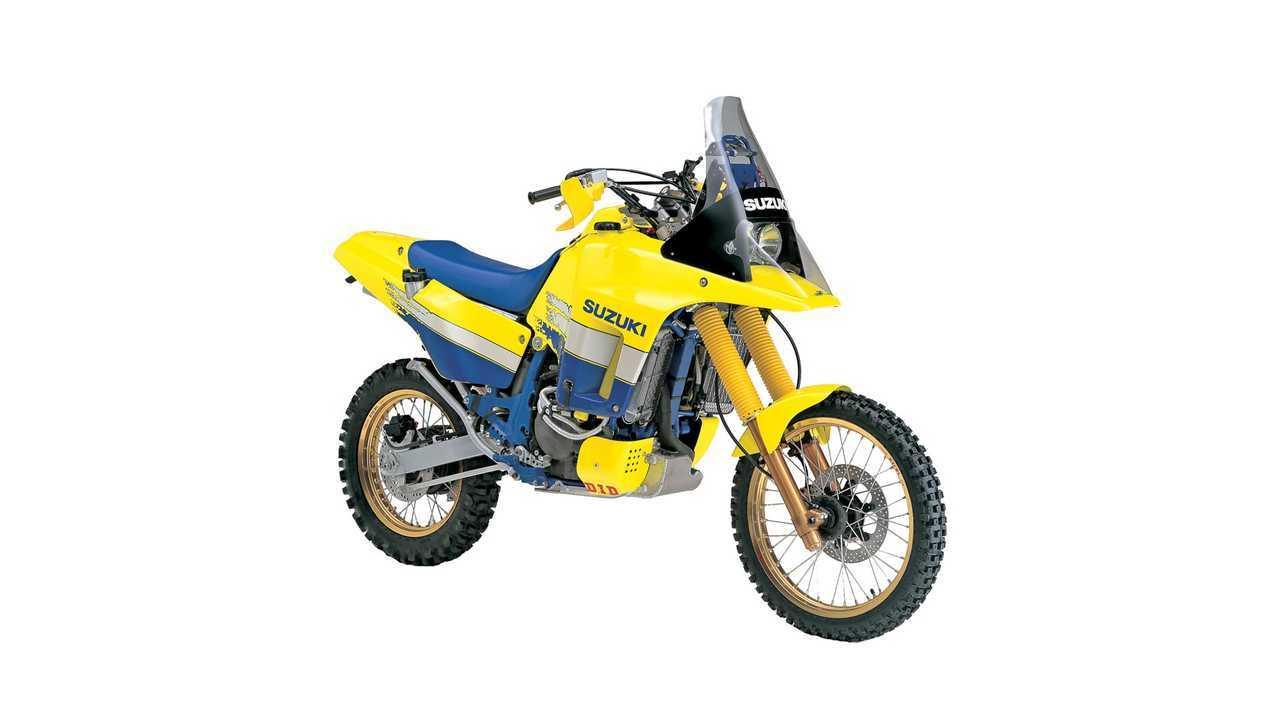 Suzuki DR800 Big