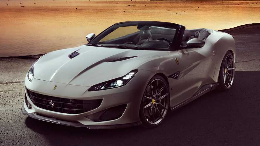 Ferrari Portofino Gets Tasteful Upgrade From Novitec