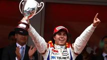 Sergio Perez (MEX), Barwa Addax Team - GP2 Championship 2010, Rd 03 & 04, Monaco
