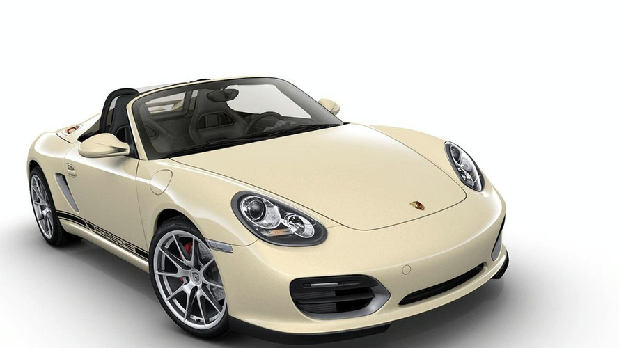 Porsche Boxster Spyder California Driving [Video]