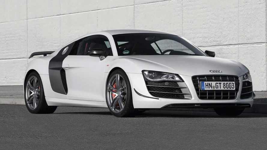 Audi R8 GT in depth