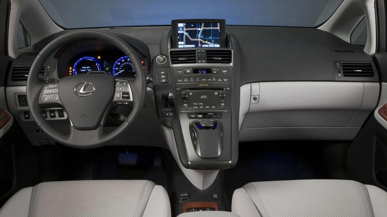 Perfect 2010 Lexus HS 250h