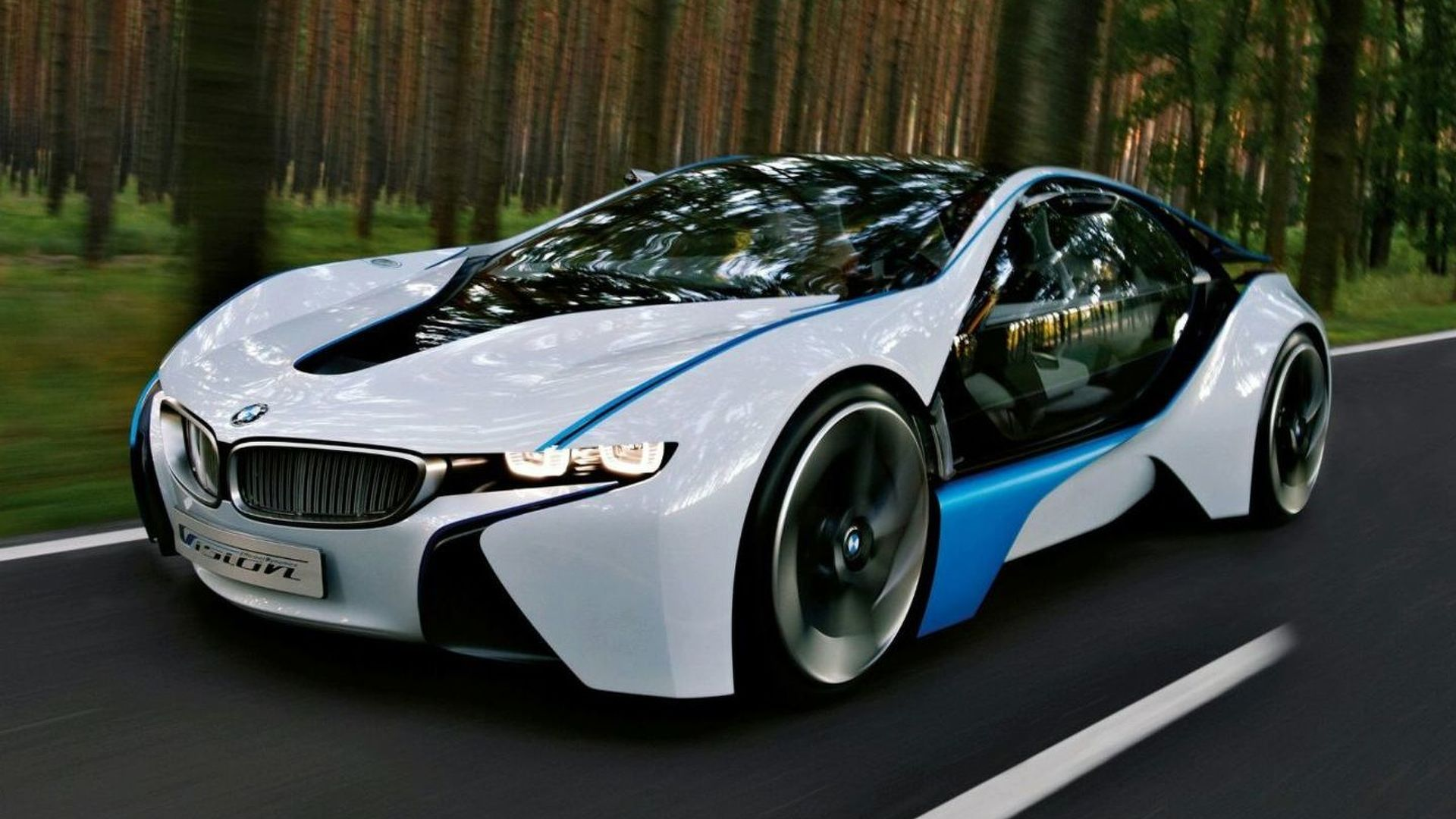 Vision Ed Concept To Give Way To Bmw M8 Hybrid Sports Car