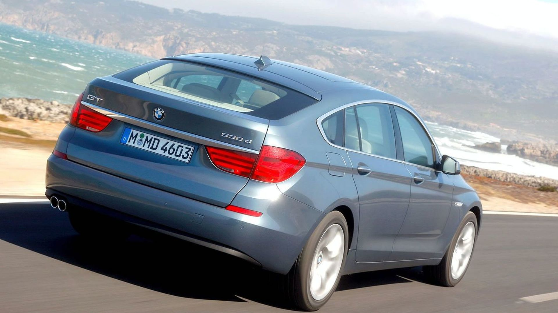 Bmw 5 Series Gt Officially A Mistake