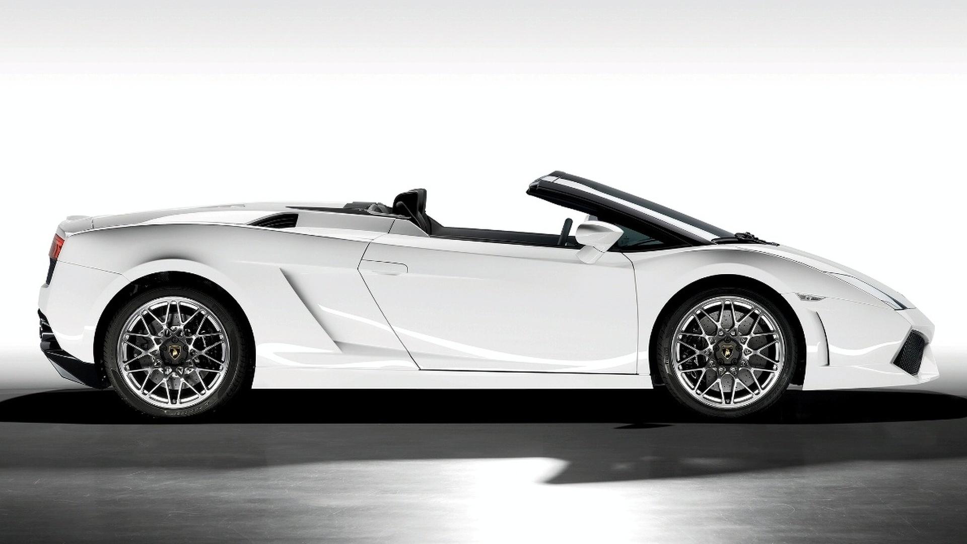 Lamborghini Gallardo Lp560 4 Spyder Pricing To Start At 273k