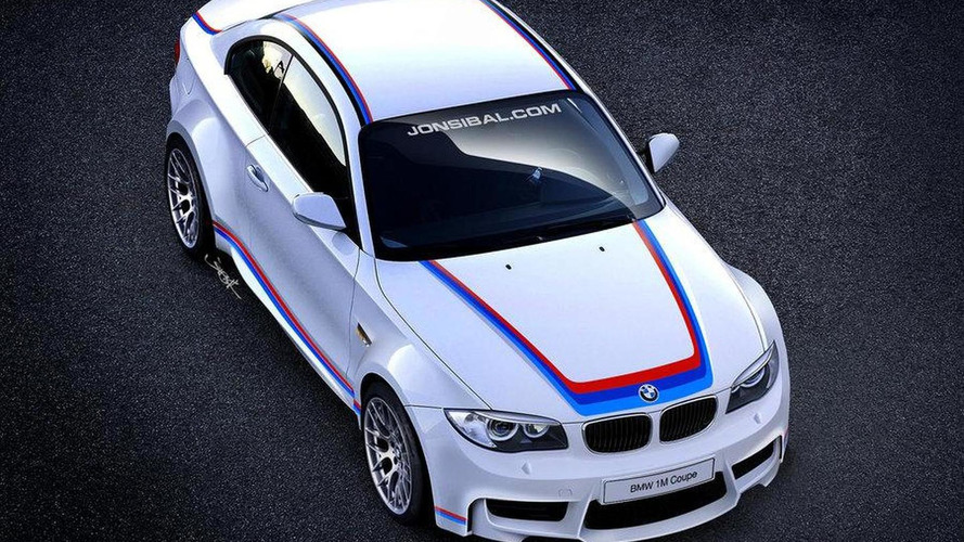 Tuner will make Jon Sibal's Alpine White 1-Series M Coupe CSL