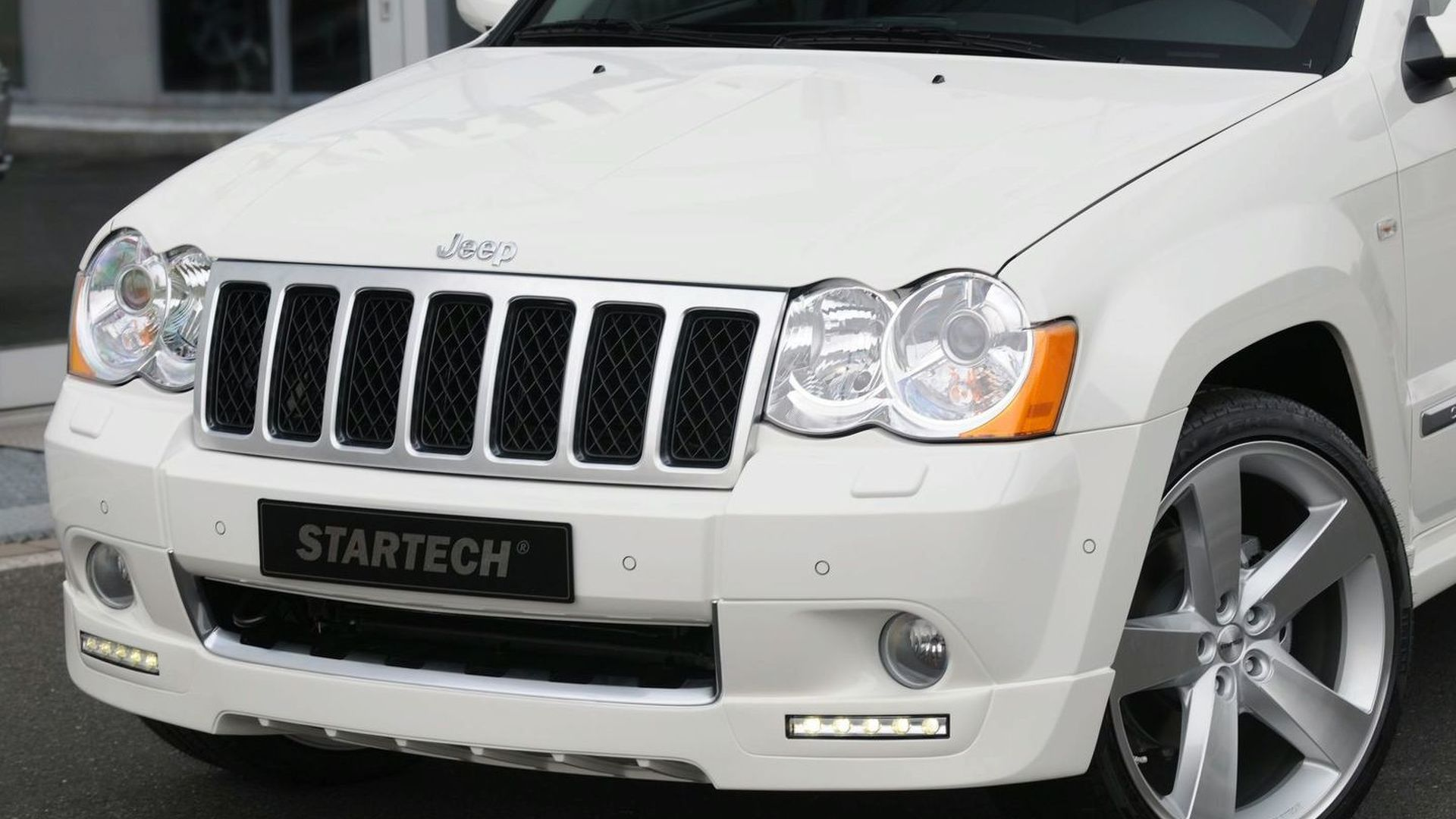 Startech Program For Jeep Grand Cherokee Overland