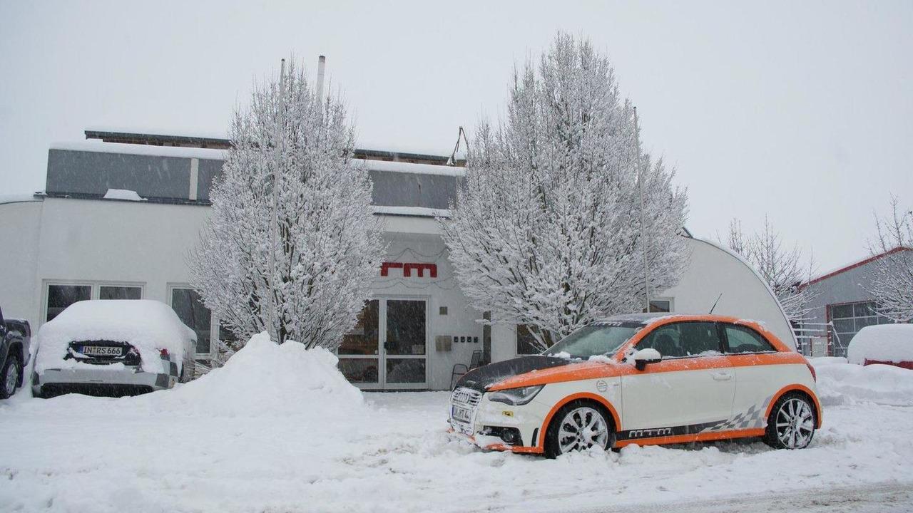 MTM Audi A1, 1600, 27.12.2010