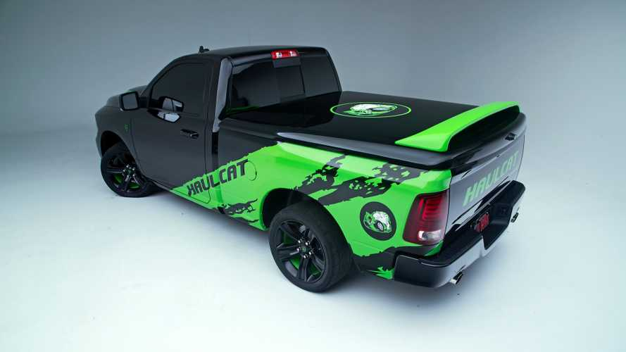 Ram 1500 'Haulcat' Dream Giveaway