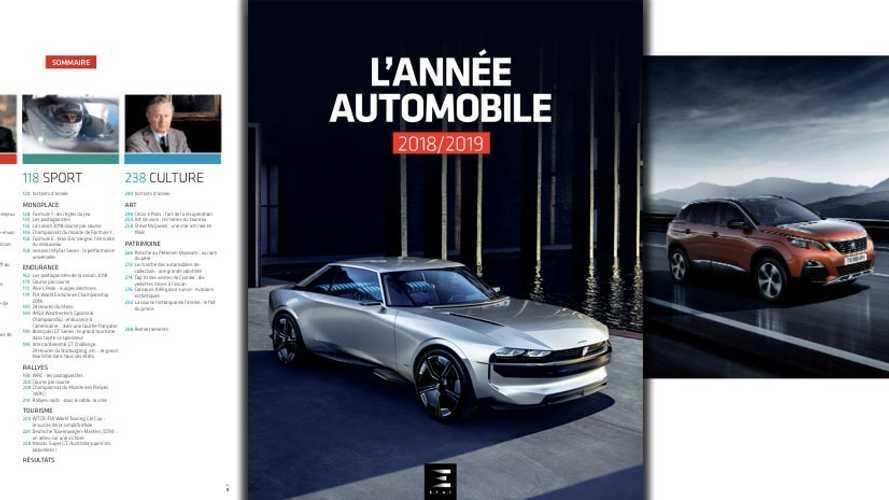 L'Année Automobile 2018/2019 arrive en librairie