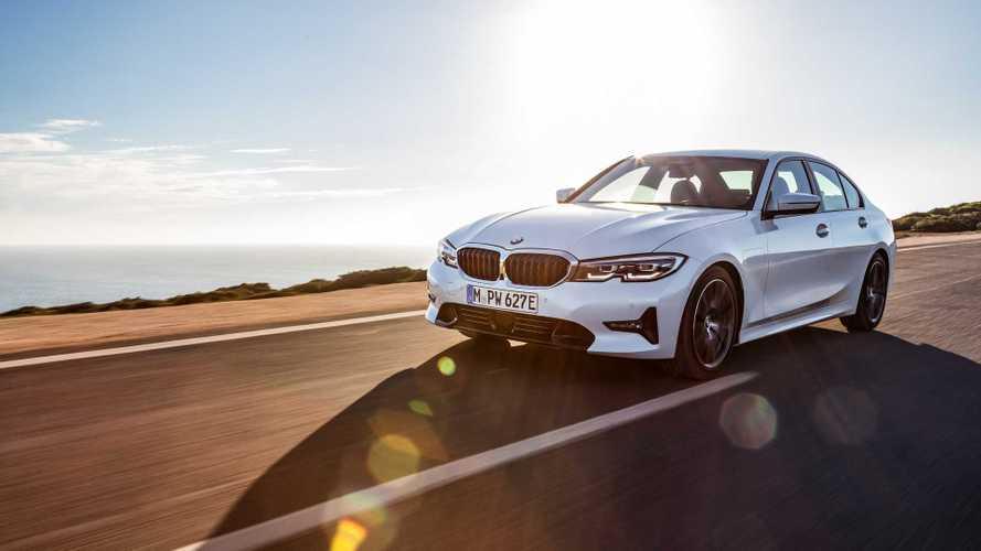 BMW présente la nouvelle 330e