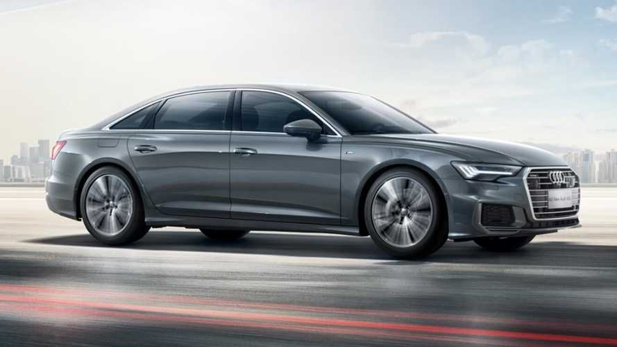 2019 Audi A6L Debuts At Guangzhou Auto Show To Prove Size Matters