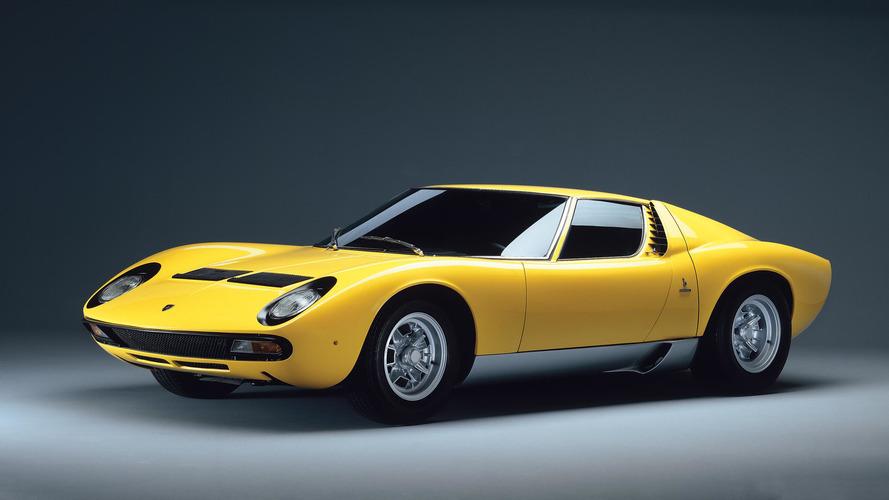 Clásicos legendarios: Lamborghini Miura