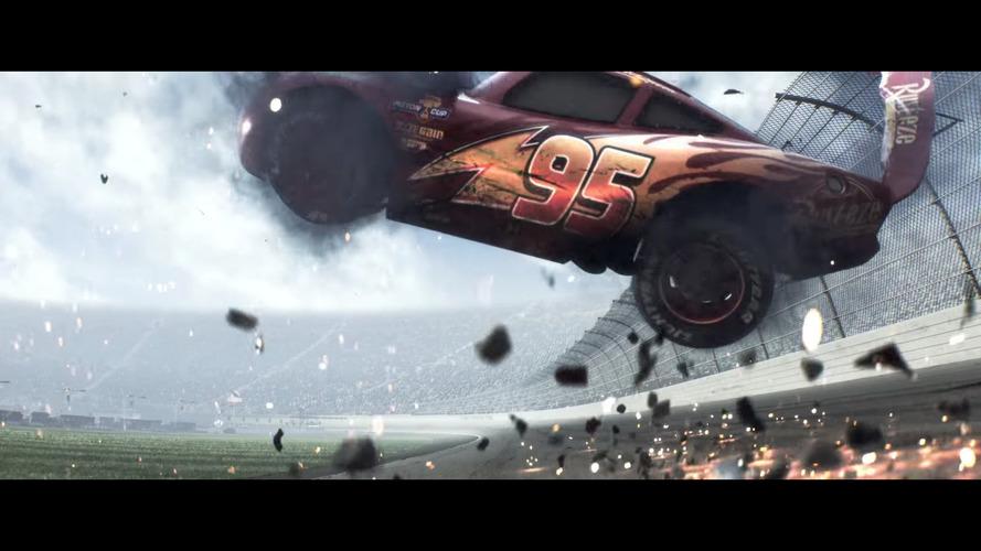 Cars 3'ün fragmanı çocukları kötü etkiledi