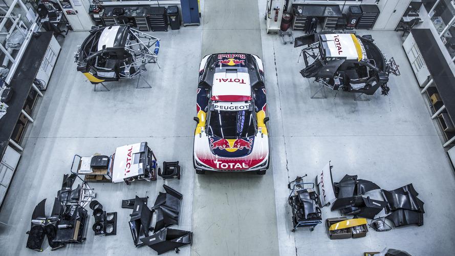 2017 - Peugeot 3008 DKR