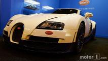 2017 - Bugatti Veyron à Rétromobile