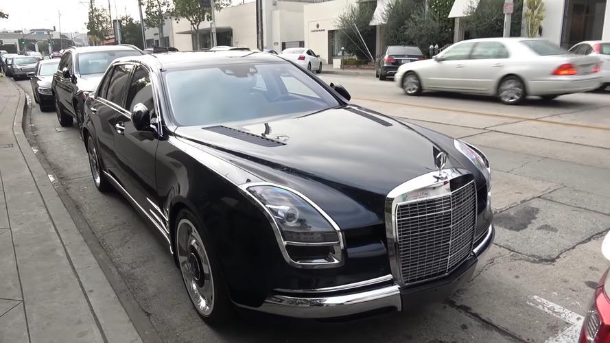 Tüm Mercedes modelleri tek bir otomobilde buluştu