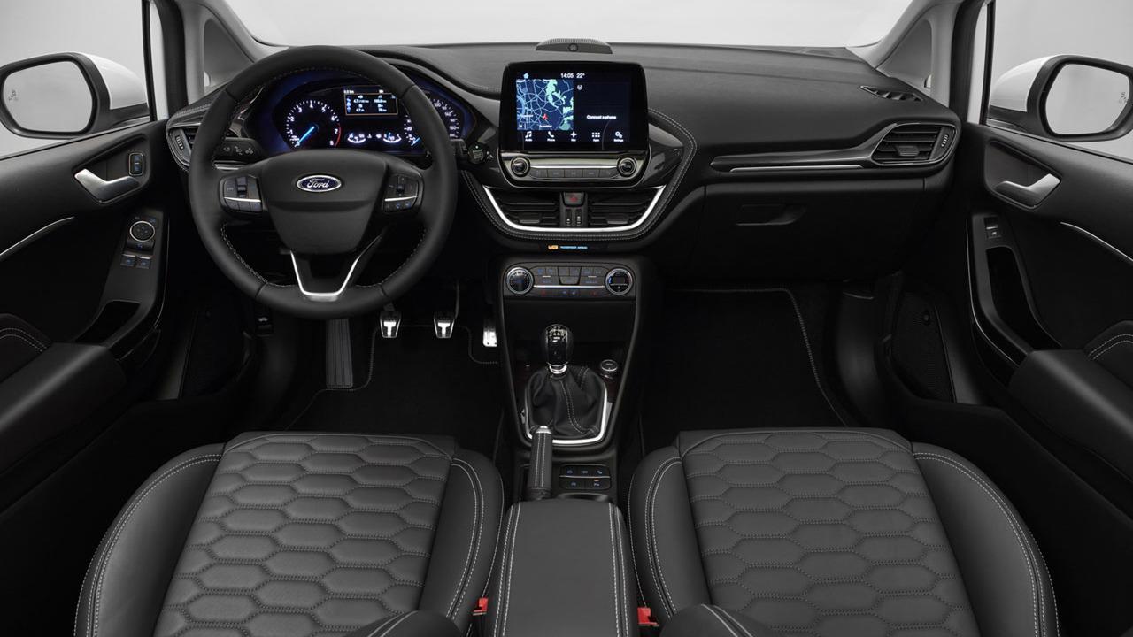 2017 New Ford Fiesta | Motor1 com Photos