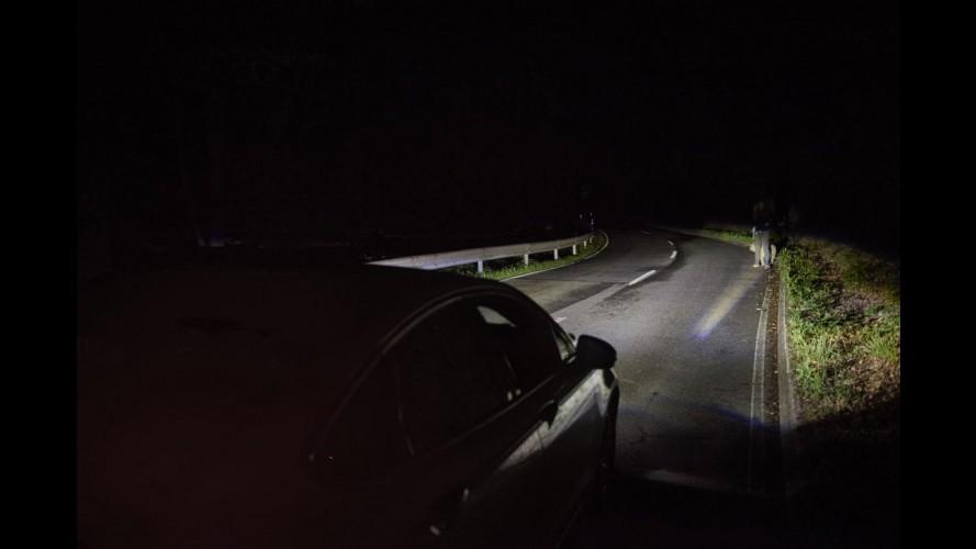 Ford testa farol que identifica pessoas e animais no escuro - vídeo