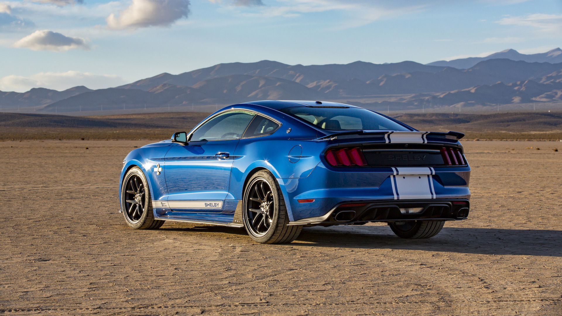 Super Snake 2017 >> Shelby Is Celebrating 50 Years With A New 750 Hp Super Snake