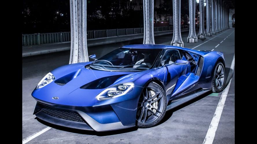 Novo Ford GT acumula mais de 7 mil interessados em menos uma semana