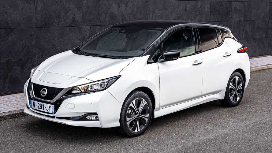 Nissan unveils Leaf10 special edition with an Ariya-inspired update