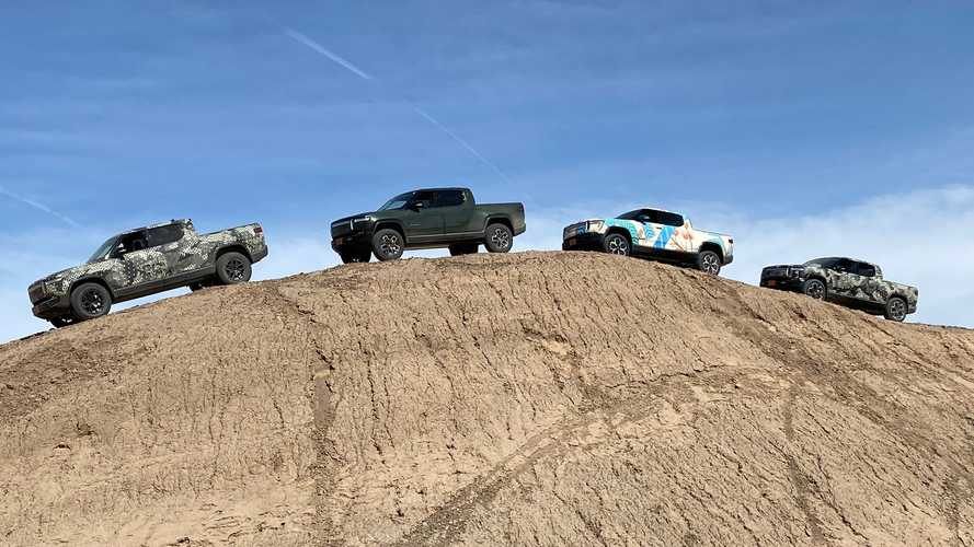 Rivian Reconfirms First R1T Deliveries Will Start In June: In The Meantime...