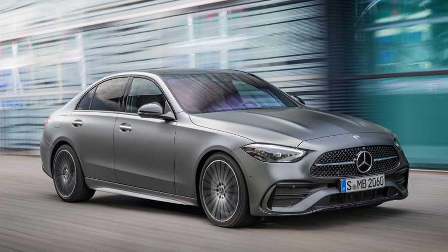 Mercedes lancera une version 100% électrique de la Classe C