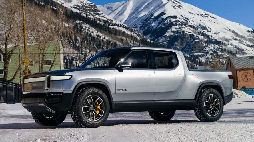 Rivian R1T's Gross Vehicle Weight Makes It A Heavy-Duty Truck