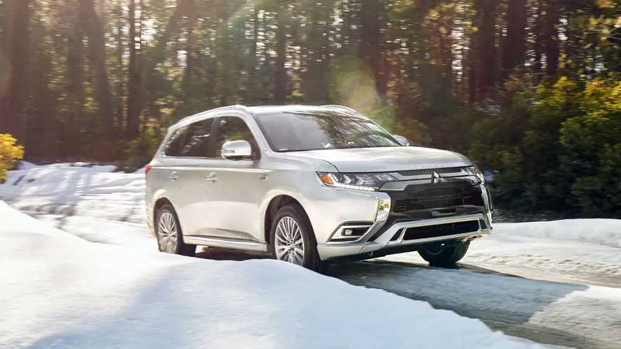 US: Mitsubishi Outlander PHEV Sales Hit Rock Bottom