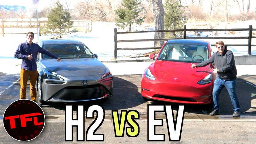 Tesla Model Y Vs Toyota Mirai: Which Is Truly The 'Better' Car?