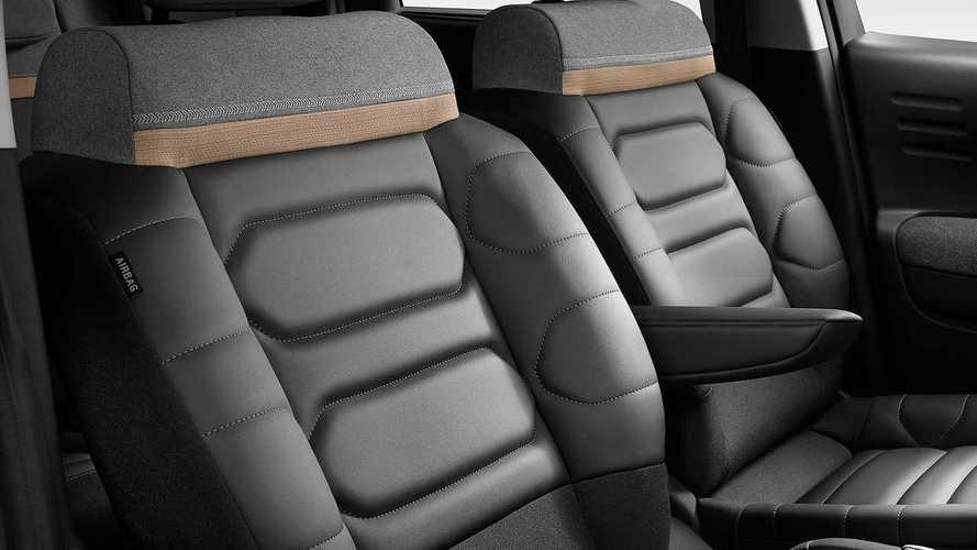 Citroen C3 Aircross restyling (2021)