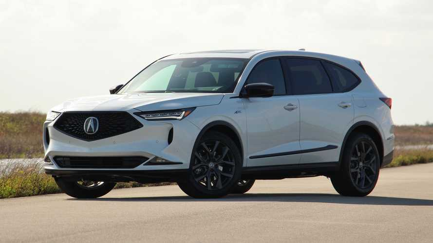 2022 Acura MDX A-Spec: Review