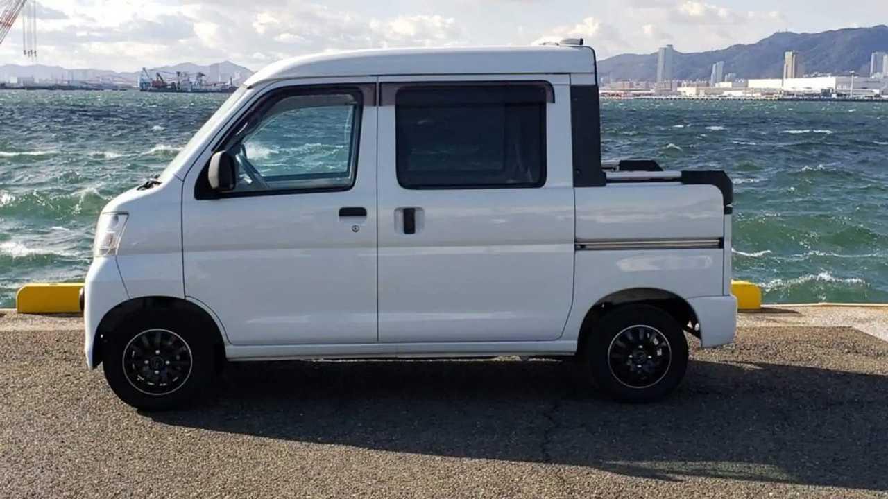 Daihatsu Hijet Deckvan for sale (exterior)