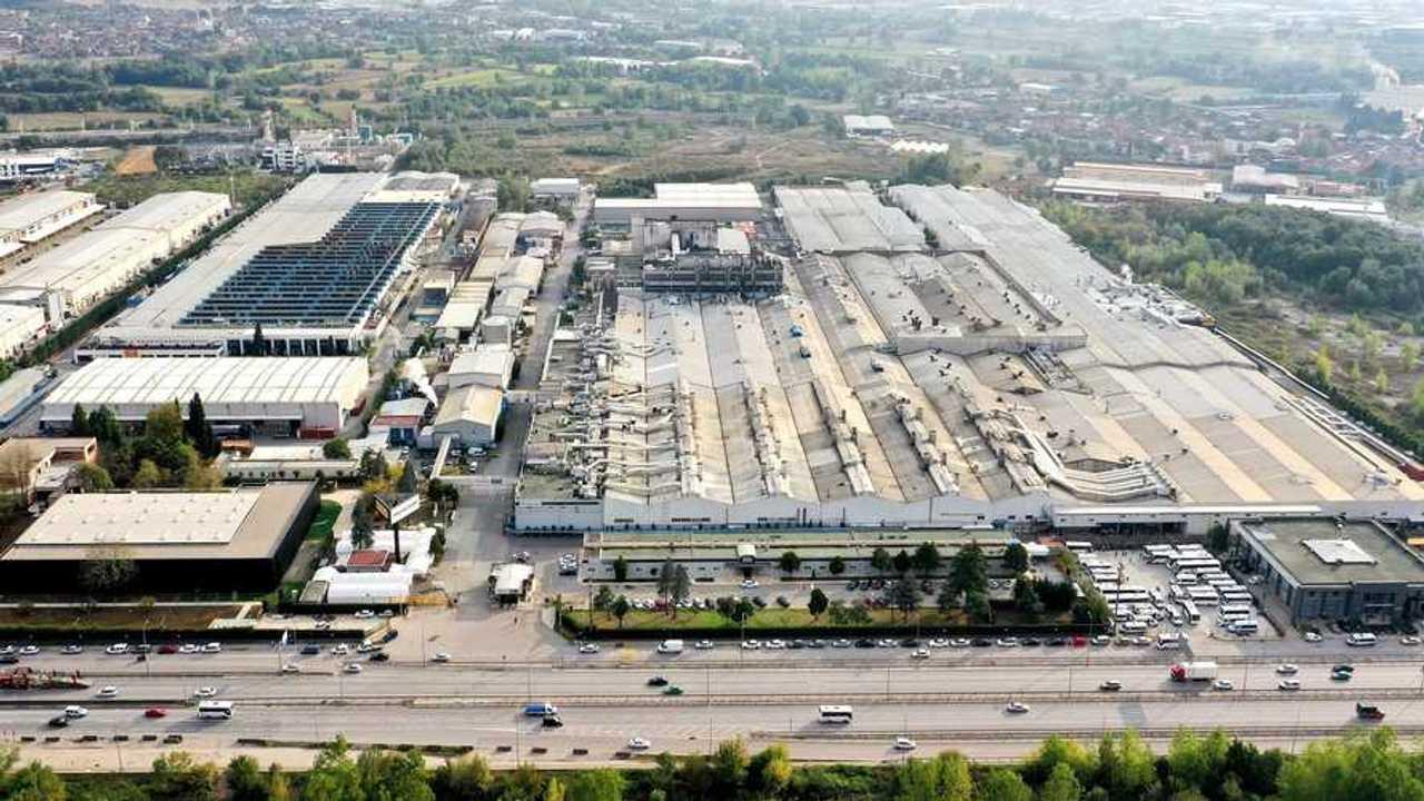 Prometeon Türkiye Fabrika