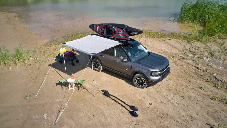 Ford Bronco si fa in mille con accessori di ogni tipo