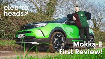 Watch the first Vauxhall Mokka-e video reviews: 2021's biggest Euro EV surprise?