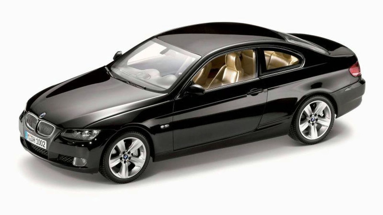 Miniature BMW 3 Series Coupé