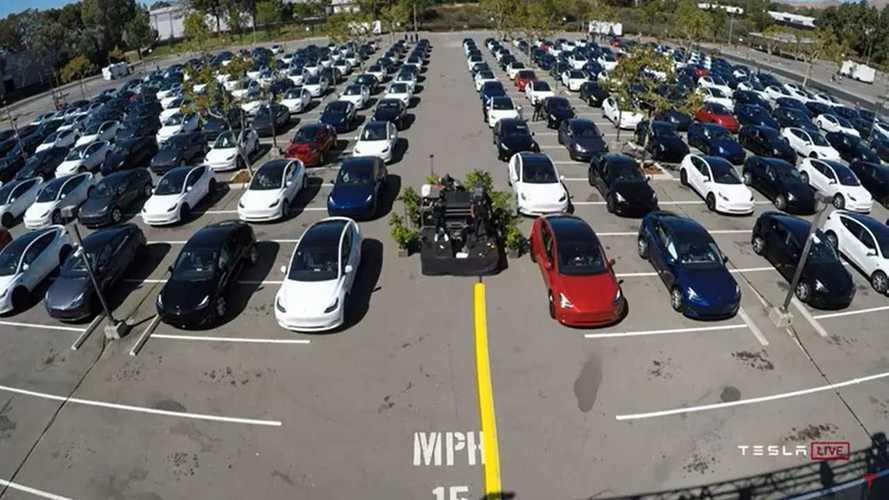 В 2020 году в мире продали 2 141 000 электромобилей