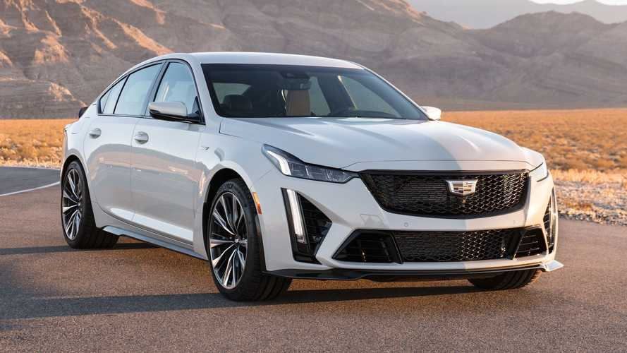 Cadillac Planning Other Blackwing, V-Series  Performance Cars