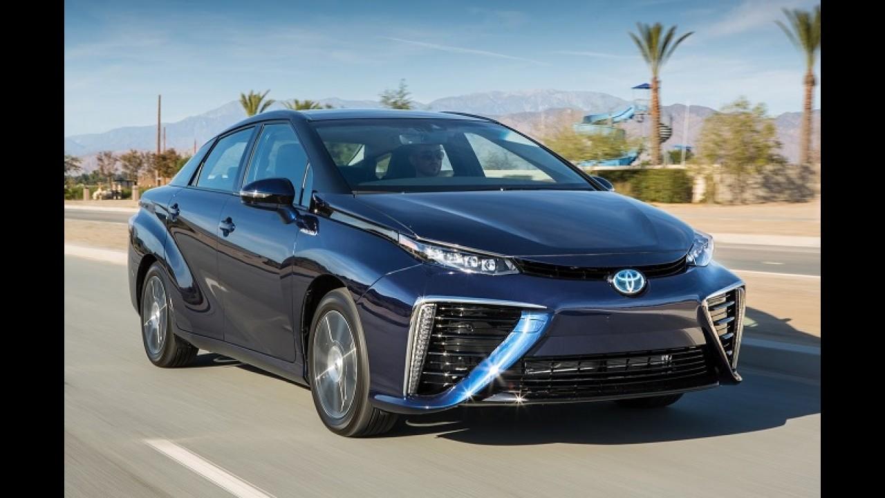 Hidrogênio é o futuro: Mirai deve trilhar caminho de sucesso do Prius, diz Toyota