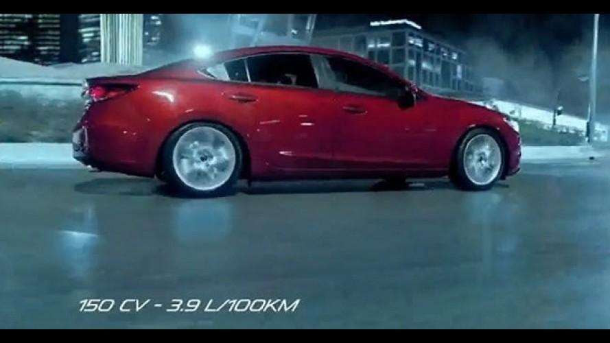 Vídeo: Novo Mazda6 - Teremos no Brasil?