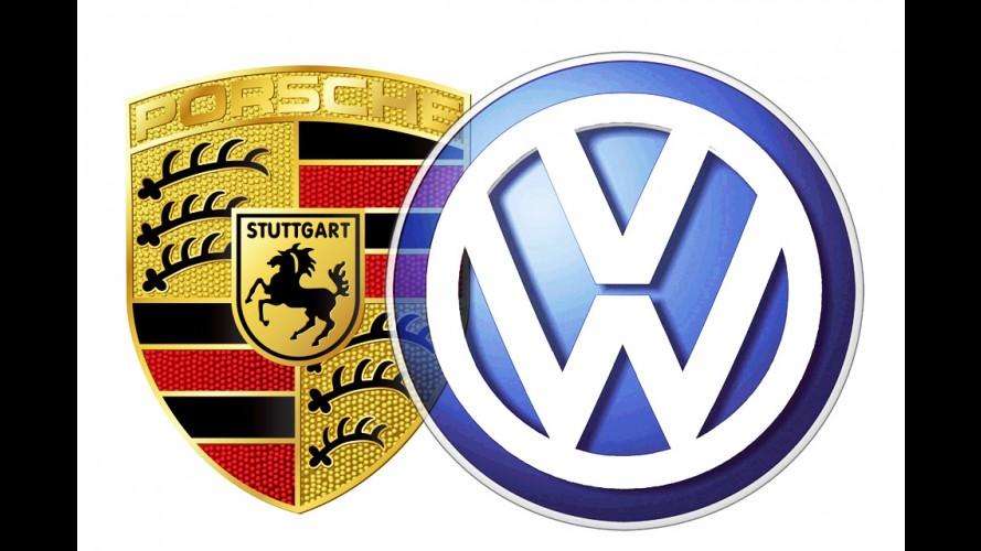 Fusão entre Volkswagen e Porsche não acontecerá neste ano