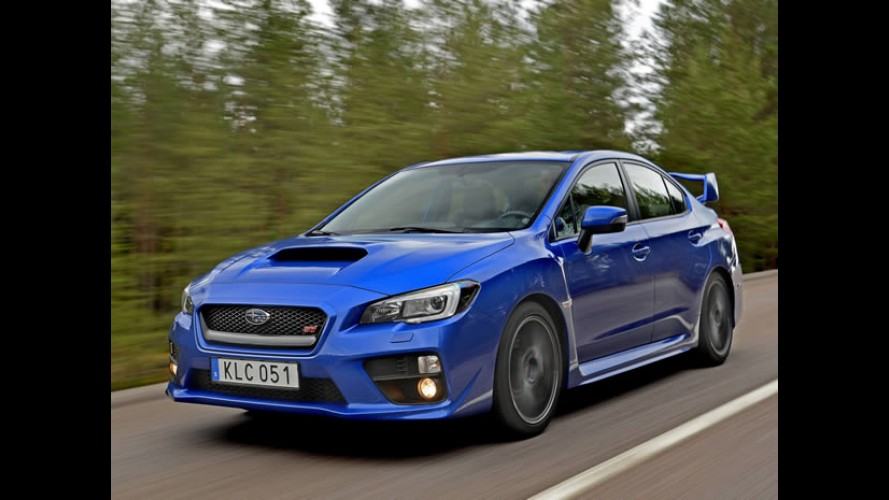 Vídeo: Subaru WRX STi pode te salvar de problemas