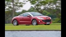 Peugeot RCZ é lançado no Brasil - Cupê esportivo chega por R$ 139.900