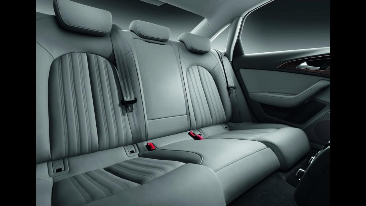 Audi apresenta oficialmente sedã A6 2012 no Brasil com preço inicial de R$ 313.390